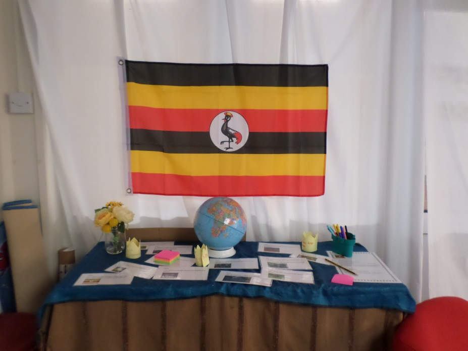 Uganda Prayer Space